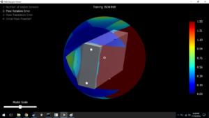 3D Viz Rotation 3